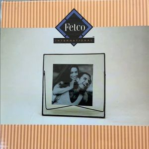 New Fetco picture frame 3x3